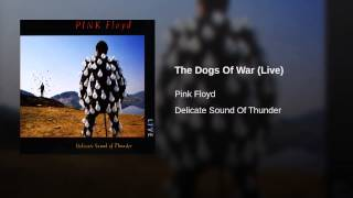 The Dogs Of War (Live)
