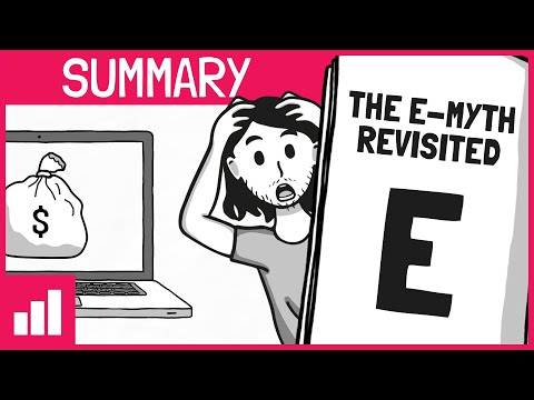 The E-Myth Revisited by Michael Gerber 📖 Book Summary