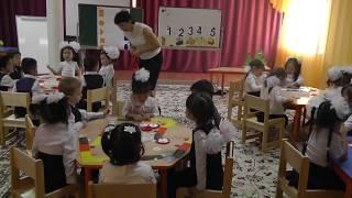 Открытый урок по математике. Открытый урок по математике в детском саду.