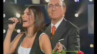 Laura Pausini HD Romagna Mia Domenica In Performance
