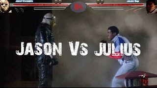 Terrordrome  - Jason Voorhees vs Julius Gaw thumbnail