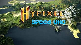 Playing some Minecraft Speed UHC! #1