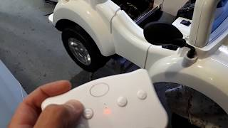 Переделка детского электромобиля с 6 на 12 вольт