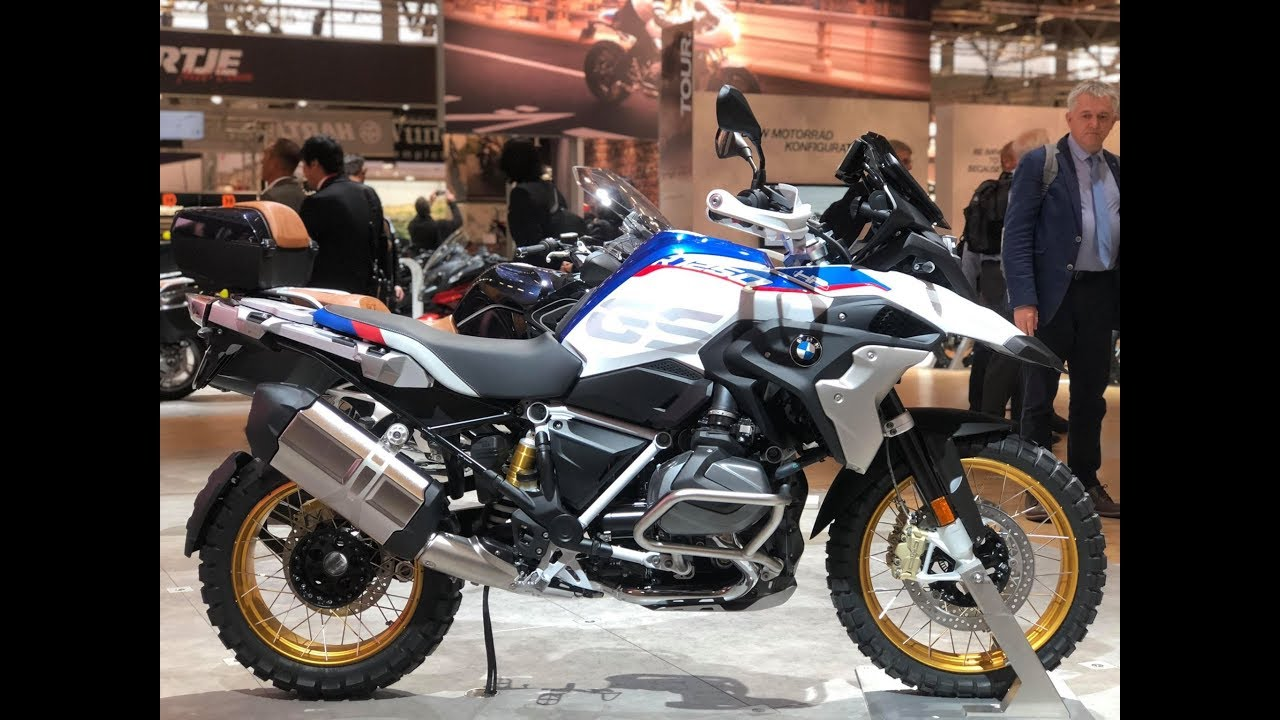 2019 Bmw R1250gs New Engine Explained Interview Youtube