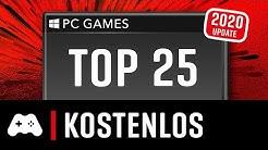 TOP 25 ► Die besten kostenlose Spiele für den PC (Free2Play Games) II