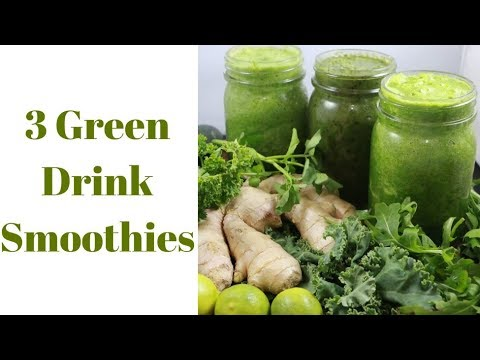 3-green-drink-smoothies-raw-detox-alkaline-electric-dr.-sebi-approved