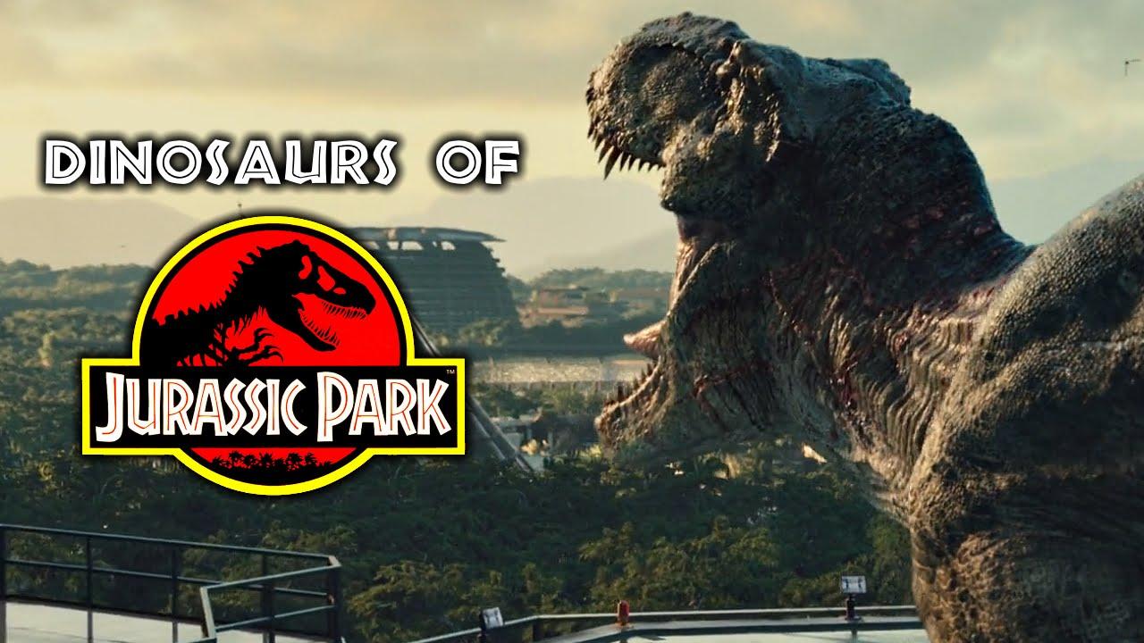 Jurassic Park Videos