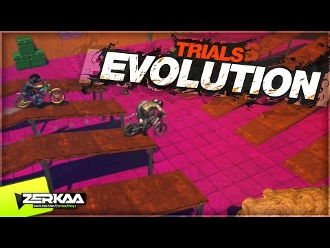 "Trials Evolution | ""WATCHING A MOVIE"" 