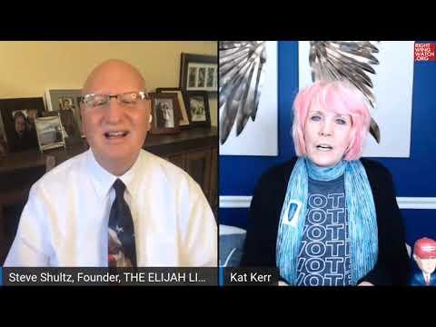 RWW News: 'Prophetess' Kat Kerr Claims That Even Angels Refer to Joe Biden as 'Sleepy Joe'