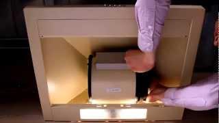видео Фильтр угольный для вытяжки Filtero FTR 02