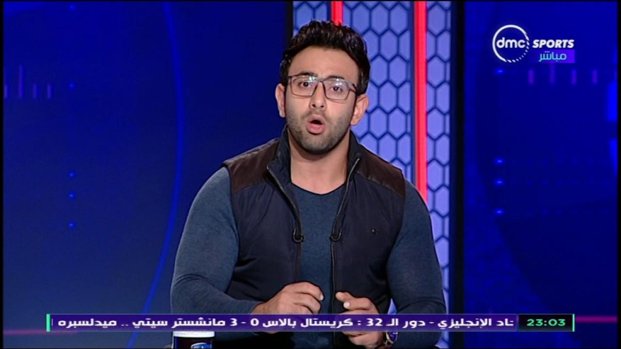 """رسالة نارية من ابراهيم فايق لمنتقدي محمد النني وازمة """" العقدة المغربية """""""