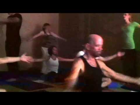 Kundalini Yoga Class with Sat Inder