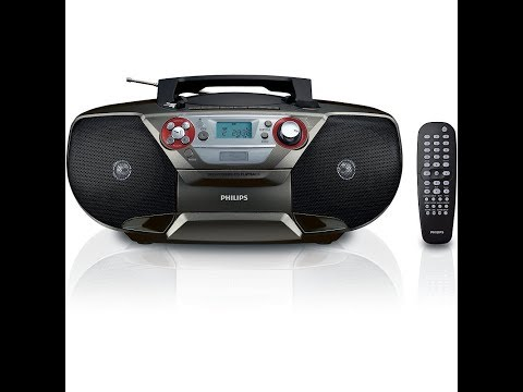 Complete Review Philips 5 in 1 AZ-5740/98 MP3 DVD/CD Player(Hindi)