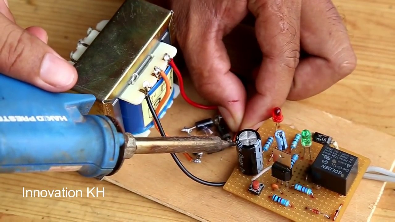 How to make automatic cut off battery charger circuit 12v under 10ah how to make automatic cut off battery charger circuit 12v under 10ah publicscrutiny Images