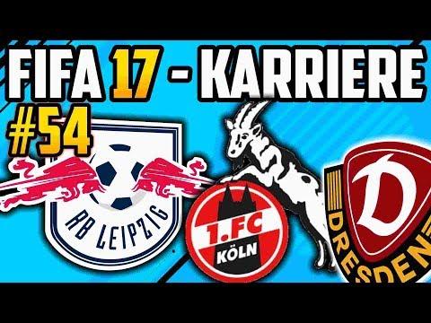 BUNDESLIGA: Zurück in die Realität - FIFA 17  Dresden Karriere: Lets Play #54