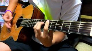 black hole 寿美菜子  Acoustic Guitar Instrumental