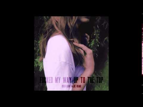 Lana Del Rey - Fucked My Way Up To The Top (Kristijan Majic Remix)