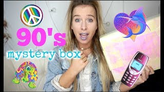 EBAY 90s MYSTERY BOX UNBOXING!