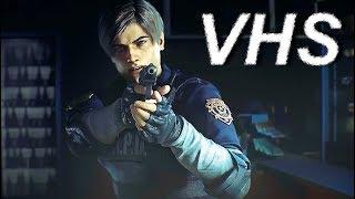 Resident Evil 2 (2019) - Трейлер Е3 2018 на русском - VHSник
