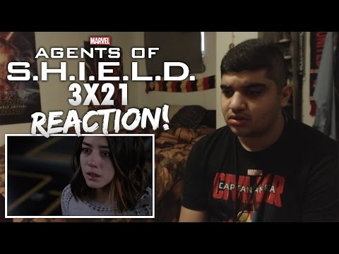 "Agents of Shield 3x21 ""Absolution"" REACTION"