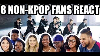 8 NON KPOP FANS REACT to | EXO - CALL ME BABY MV 엑소 | REACTION!!!