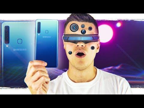Samsung Galaxy A9 (2018) - ЭТО ВАМ НЕ GOOGLE PIXEL 3...