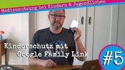 Mediennutzung #5 – Mit Google Family Link das Smartphone meines Kindes schützen (Android)