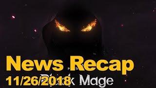 MMOs.com Weekly News Recap #175 November 26, 2018