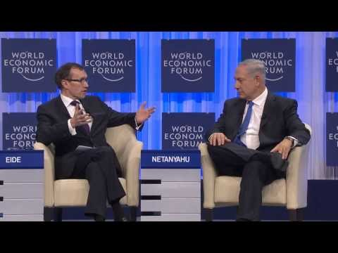 Davos 2014 - Israel