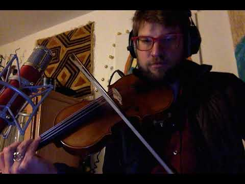 Nail That Catfish To The Tree - Slow Playalong With Melody - Fiddle