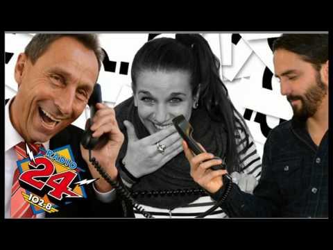 Stadtpolizei Zürich verarscht Ricardo Cabanas (Radio 24, Verstecktes Telefon)