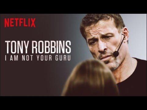 DOCUMENTARIO -Tony Robbins: I Am Not Your Guru #1 PRIMA PARTE