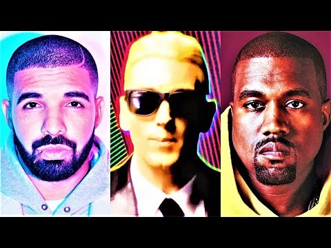 Most Popular Rap Songs Of The Last 10 Years [2008-2018]