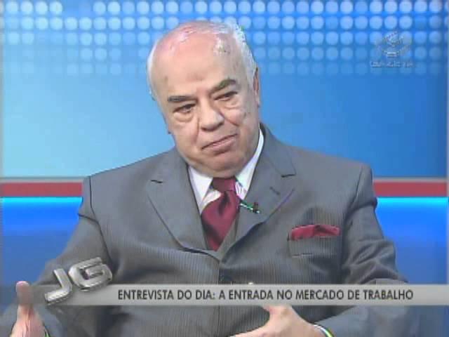 Maria Lydia entrevista Luiz Gonzaga Bertelli