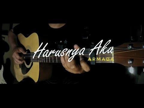 Armada - Harusnya Aku (Akustik Gitar Cover)