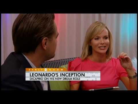 Amanda Holden interviews Leonardo DiCaprio