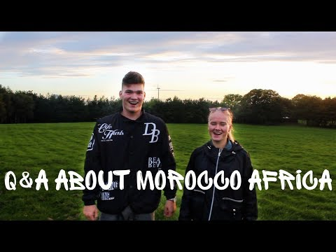 Q&A about MOROCCO AFRICA