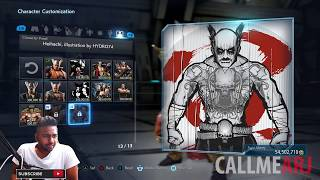 TEKKEN 7 NEW DLC CHARACTER PANELS REACTION | This Not Free?!
