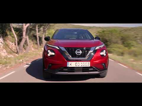 Nissan actualiza el Juke