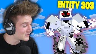 ENTITY 303 TROLL NA WIDZU! | Minecraft Extreme
