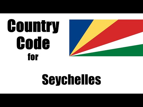 Seychelles Dialing Code - Seychellois Country Code - Telepho