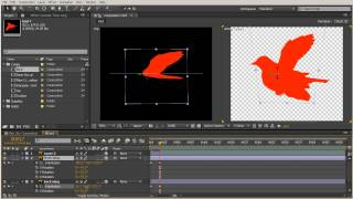 After Effects Top Tip: Animate a 2D Bird in 3D Space