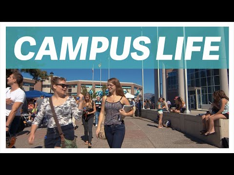 Thompson Rivers University Campus Tour - Campus Life (Part 4 of 7)