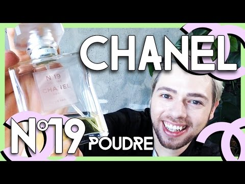 CHANEL N°19 POUDRE review - sophisticated character