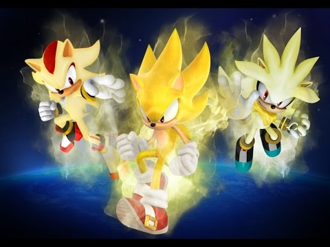 Top 20 Strongest Sonic The Hedgehog Characters
