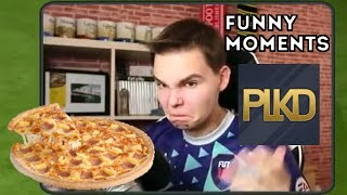 FUNNY MOMENTS - PLKD| FIFA 18 #1