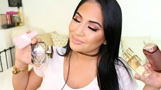 Perfume Collection + My Top Favorite Perfumes