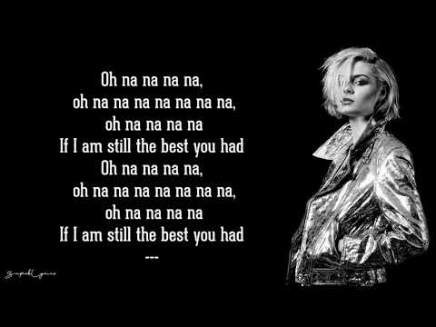 The Best You Had - Nina Nesbitt (Lyrics)