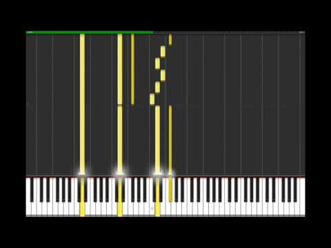 Time to Say Goodbye on Synthesia