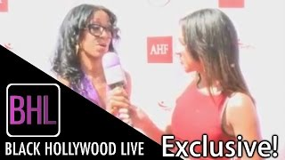 Robi Reed @ 12th Annual Sunshine Beyond Summer | Black Hollywood Live Interview